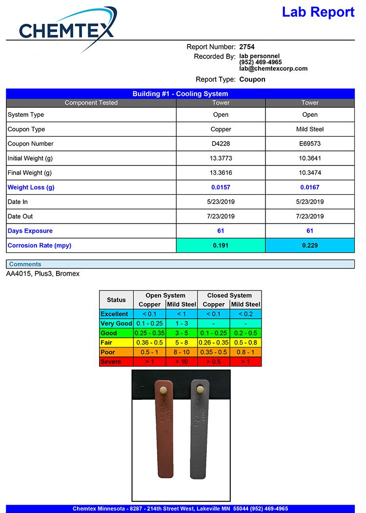 Chemtex Report