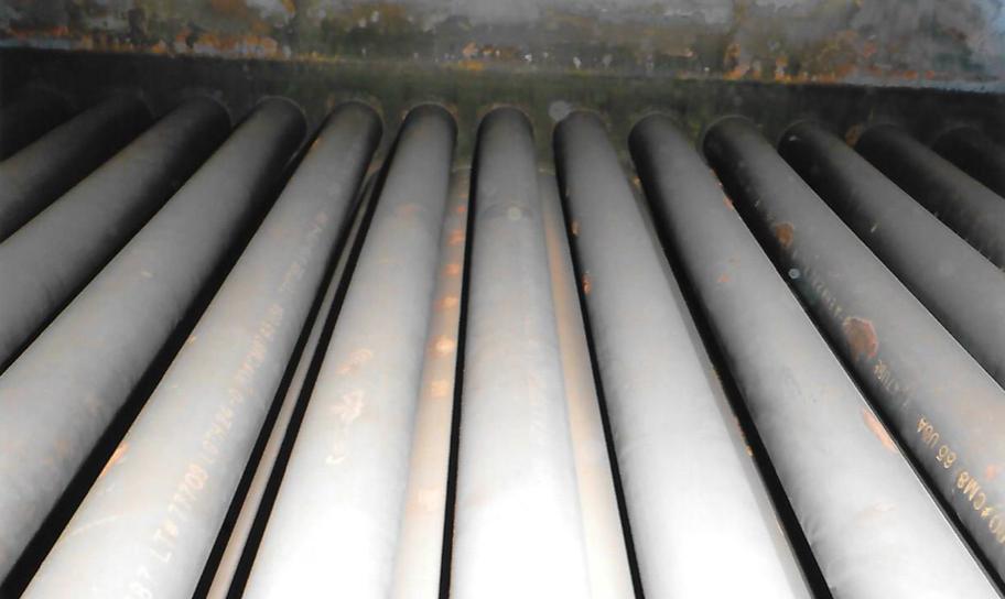 Eddy Current Testing Boiler Inspection