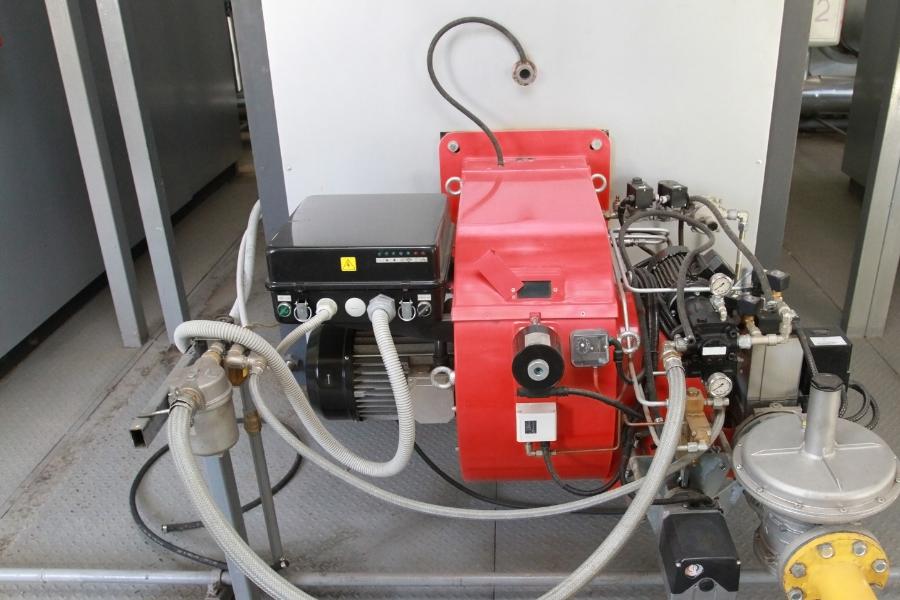 boiler burner